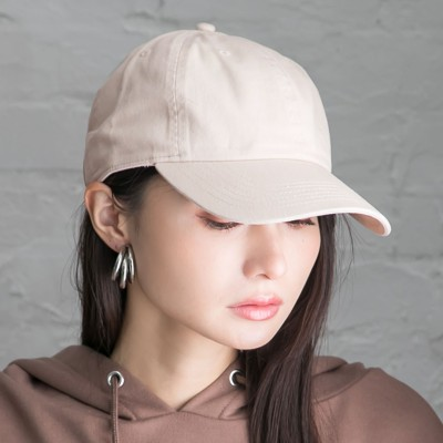 ニューハッタンキャップ シンプル 無地 キャップ 帽子