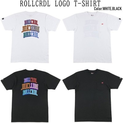 ROLLINGCRADLE ローリングクレイドル ROLLCRDL LOGOT-SHIRT