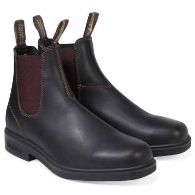 ブランドストーン Blundstone サイドゴア メンズ レディース ブーツ DRESS BOOTS 062 ブラウン