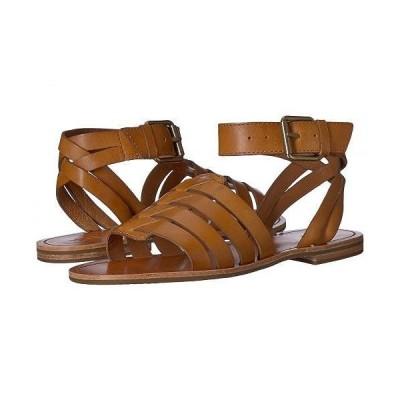 Frye フライ レディース 女性用 シューズ 靴 サンダル Riley Huarache Two-Piece - Tan