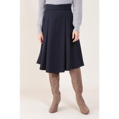 スカート ブライトサージフレアスカート