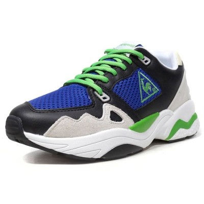 "le coq sportif LCS R 1921 TR ""LIMITED EDITION for better+"" WHT/BLK/BLU/N.GRN (QL1NJC20MB)"