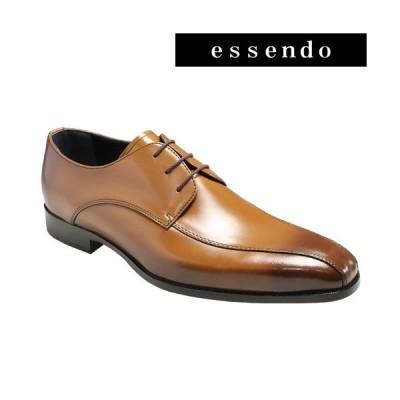 ドレスシューズモデロ/スワールモカ、フォーマルなドレス&カジュアルシューズ・DM1303(ライトブラウン)3E/MODELLO メンズ 靴
