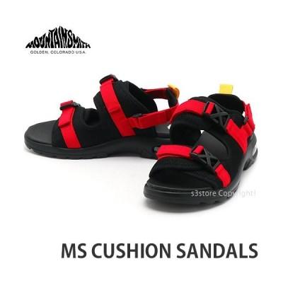 マウンテンスミス クッション サンダルス Mountainsmith MS CUSHION SANDALS サンダル スリッパ アウトドア 靴 シューズ カラー:RED
