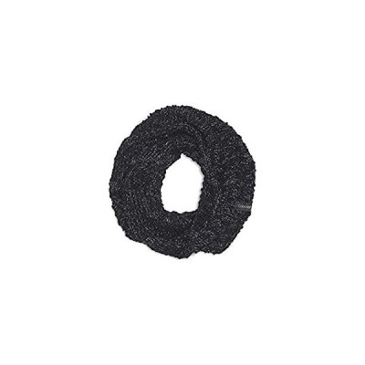 【送料無料】Calvin Klein ブークル ルレックス ループ ブラック ワンサイズ【並行輸入品】