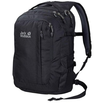 ジャックウルフスキン リュックサック ジャックポットDX W2005231 6000(ブラック)