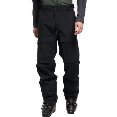 ホグロフス Haglofs メンズ スキー・スノーボード ボトムス・パンツ Elation GTX Pant True Black