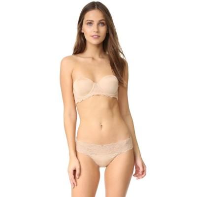 カルバンクライン Calvin Klein Underwear レディース ブラジャーのみ インナー・下着 Seductive Comfort Strapless Lift Multiway Bare