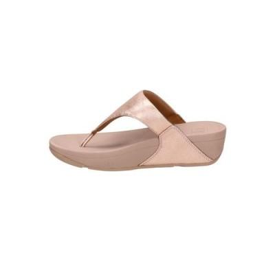 フィットフロップ レディース 靴 シューズ Slippers - rose goud