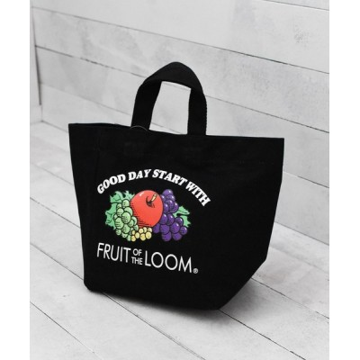 1 to 10 people / 【78】【FRUIT OF THE LOOM】FTL LUNCH TOTE BAG WOMEN バッグ > トートバッグ