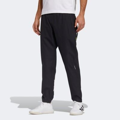 アディダス adidas M adidas W.N.D. PB パンツ (ブラック)