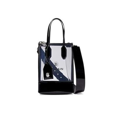 バルマン Cross Body Bag レディースBalmain BalmainClear/Black