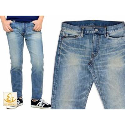 アンクル5ポケットデニムパンツ ETERNAL エターナル 日本製 メンズ ジーンズ 半端丈 52232