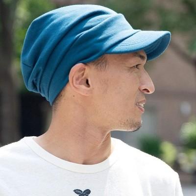 Nakota(ナコタ) スウェット キャスケット 帽子 春夏 帽子 ゆったり被れる大きめサイズで自慢のシルエット美人になれる帽子。UV・小顔
