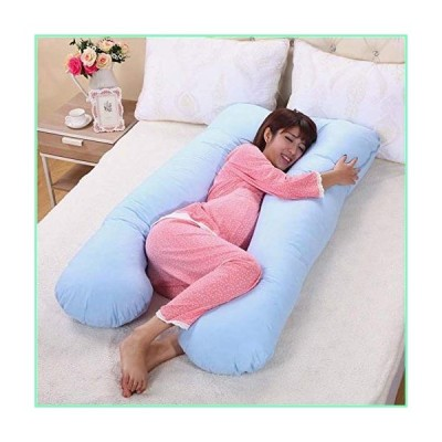 Pregnancy Pillow U Shaped Full Body Maternity Pillow for Pregnant Women with Washable Premium Cover for Side Sleeping and Back Pain Relief,
