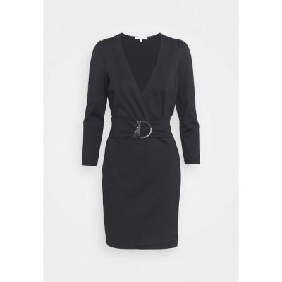 パトリツィア ペペ ワンピース レディース トップス ABITO DRESS - Jersey dress - nero