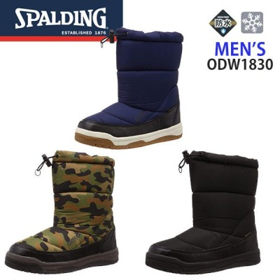 アウトドアプロダクツ メンズ ブーツ 防水 ODW1830 ウィンター 滑りにくいソール OUTDOOR PRODUCTS 靴