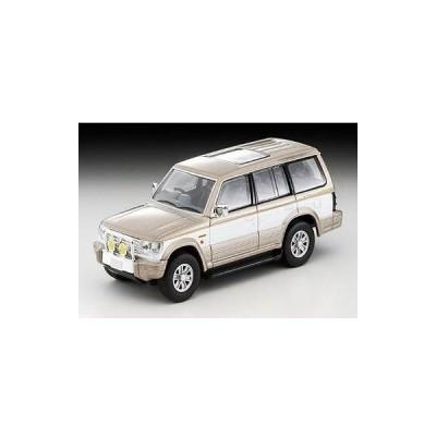 トミカリミテッド ヴィンテージネオ 1/64 ミツビシ パジェロ スーパーエクシード ベージュ/ホワイト 完成品ミニカー LV-N189C