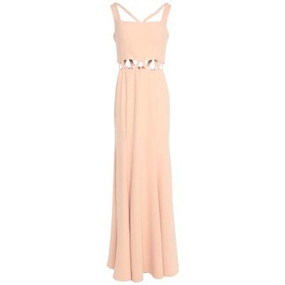 FOREVER UNIQUE ロングワンピース&ドレス ローズピンク 8 ポリエステル 100% ロングワンピース&ドレス