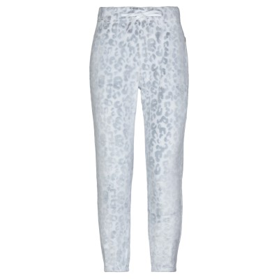 UGG AUSTRALIA パンツ ホワイト S ポリエステル 100% / コットン / ポリウレタン パンツ