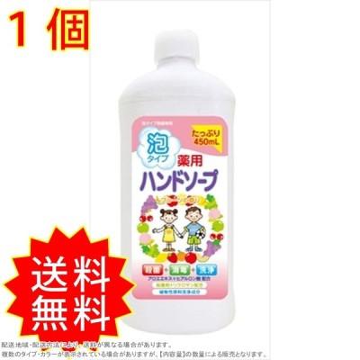 薬用ハンドソープフルーツ詰替用ボトル ロケット石鹸 ハンドソープ 通常送料無料