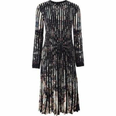 エトロ Etro レディース ワンピース ワンピース・ドレス Jacquard Knit Dress Black