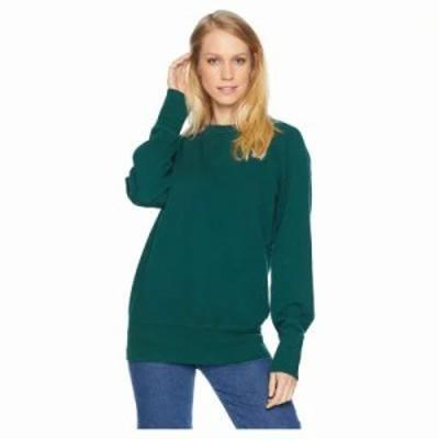 リーバイス スウェット・トレーナー Vintage Clothing Bay Meadows Sweatshirt Bottle Green