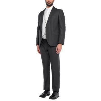 1911 LUBIAM CERIMONIA スーツ 鉛色 56 バージンウール 100% スーツ