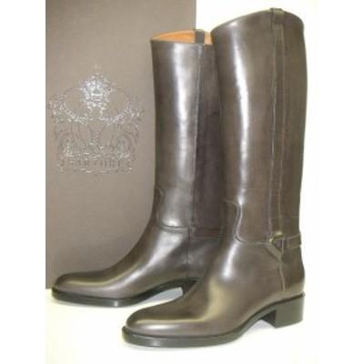 SARTORE(サルトル)/レディース/乗馬ブーツ ジョーパーズブーツ/SR2405 PARMA 213 GRIGI(グレー)TACCO/1-8-2/サイズ37(23.5~24cm)