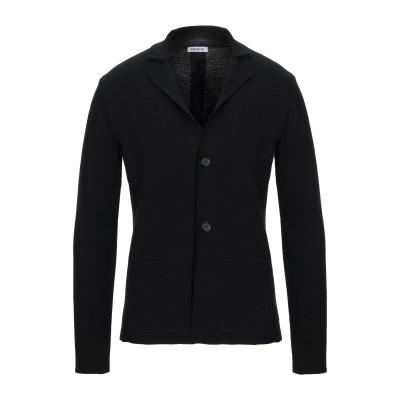 ビッケンバーグ BIKKEMBERGS テーラードジャケット ブラック M バージンウール 100% テーラードジャケット
