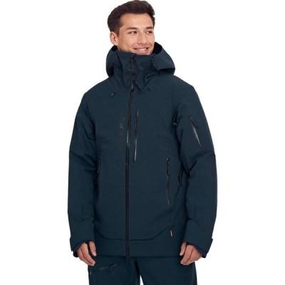 マムート Mammut メンズ スキー・スノーボード フード ジャケット アウター La Liste HS Thermo Hooded Jacket Marine