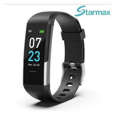 スマートブレスレット スマートウォッチ 腕時計 メンズ レディース IP68防水 心拍計 血圧計 歩数計 睡眠検測 アプリ通知 カロリー アラーム 運動検測 健康検測