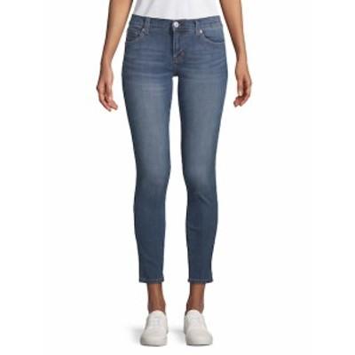 ハドソン レディース パンツ デニム Classic Skinny Jeans