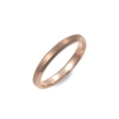 ピンクゴールド リング 指輪 彼女 記念日 ギフトラッピング 誕生日 送料無料 レディース
