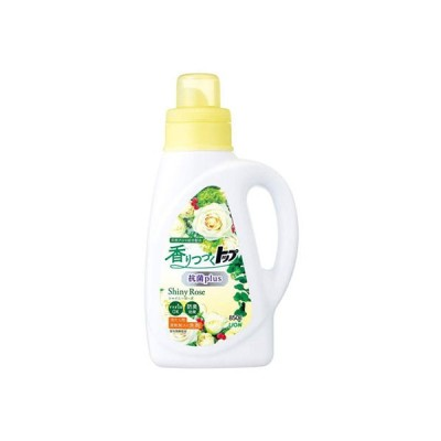 ライオン 香りつづくトップ 抗菌plus シャイニーローズ 本体850g 柔軟剤入り洗濯洗剤