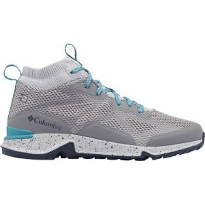 コロンビア レディース ブーツ・レインブーツ シューズ Columbia Women's Vitesse Mid Outdry Waterproof Hiking Shoes Ti Grey Steel