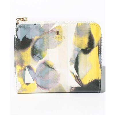 【ランバンオンブルー(バッグ)】マルソー 二つ折り財布