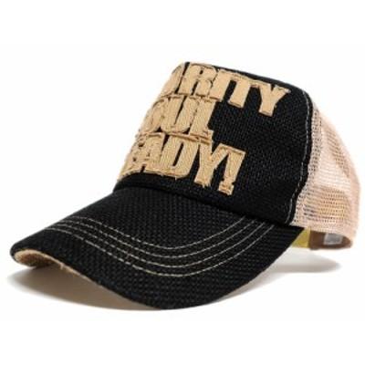 BIGWATCH正規品 大きいサイズ 帽子 メンズ ガレージヘンプキャップ ビッグワッチ/ブラック/ベージュ/メッシュキャップ/ビッグサイズ/ヘン