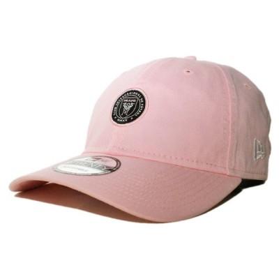 ニューエラ ストラップバックキャップ 帽子 NEW ERA 9twenty メンズ レディース MLS インテル マイアミ CF pk