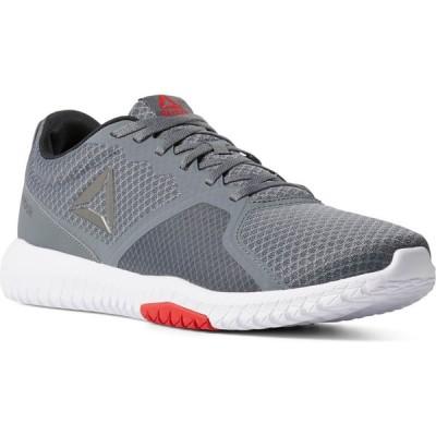 リーボック REEBOK メンズ ランニング・ウォーキング シューズ・靴 Flexagon Force Cross-Training Shoes ALLOY/WHITE