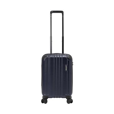 【カバンのセレクション】 バーマス ヘリテージ スーツケース 機内持ち込み Sサイズ 37L ストッパー付き USBポート BERMAS 60490 ユニセックス ネイビー フリー Bag&Luggage SELECTION