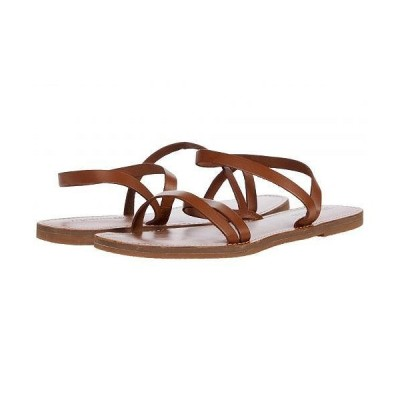 Madewell レディース 女性用 シューズ 靴 サンダル Boardwalk Bracelet Strap Sandal - English Saddle