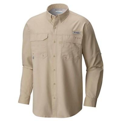 (取寄)コロンビア メンズ ブロード アンド ガッツ 3 ロングスリーブ ウーブン シャツ Columbia Men's Blood And Guts III LS Woven Shirt Fossil