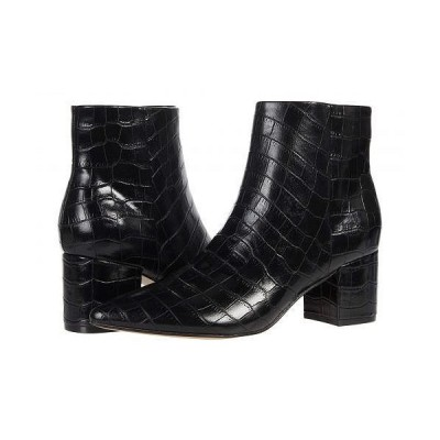 Marc Fisher マークフィッシャー レディース 女性用 シューズ 靴 ブーツ アンクル ショートブーツ Jelly 3 - Black Croco