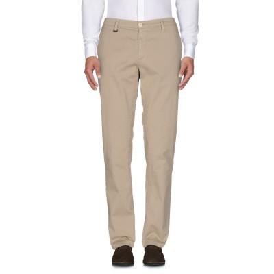 LIU •JO MAN パンツ ベージュ 44 コットン 98% / ポリウレタン 2% パンツ