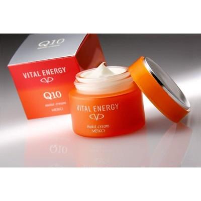 クリーム モイストクリーム 50g ( 保湿クリーム コエンザイム Q10 ヒアル口ン酸 乾燥 ハリ ) バイタルエナジー