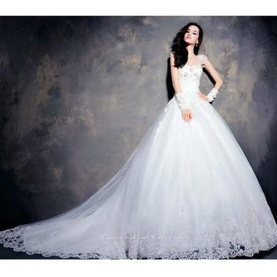 ウェディングドレス > ウェディングドレス ふんわりタイプ060505