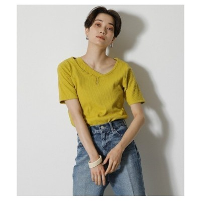 tシャツ Tシャツ ASYMMETRY LAYERD SET TOPS/アシメトリーレイヤードセットトップス