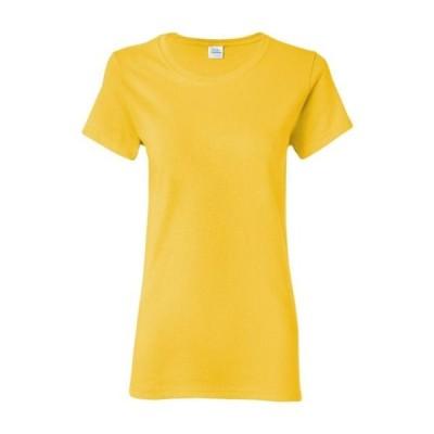 レディース 衣類 トップス Gildan Womens 5.3 oz. Heavy Cotton Missy Fit T-Shirt Pack of 12 Tシャツ