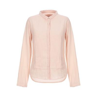 ヒューマノイド HUMANOID シャツ ライトピンク M オーガニックコットン 100% シャツ